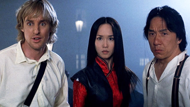 Top 50 Movie Shanghai Knights