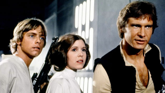 Top 50 Movie Star Wars: Episode IV - A New Hope