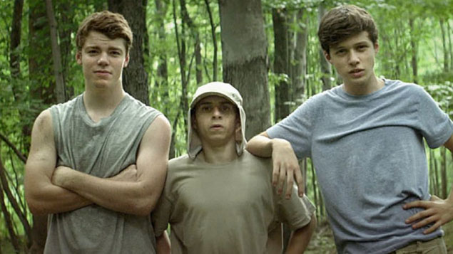 Top 50 Movie The Kings of Summer