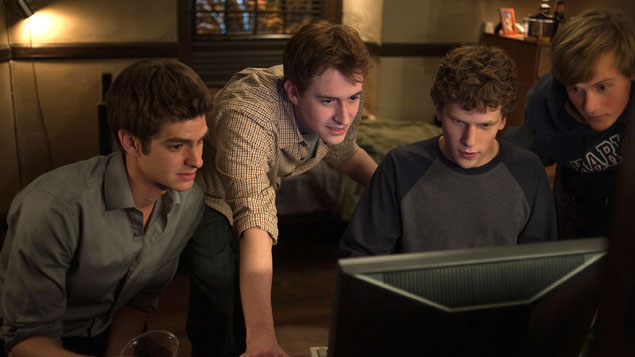 Top 50 Movie The Social Network