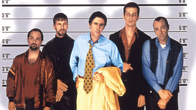 Top 50 Movie The Usual Suspects