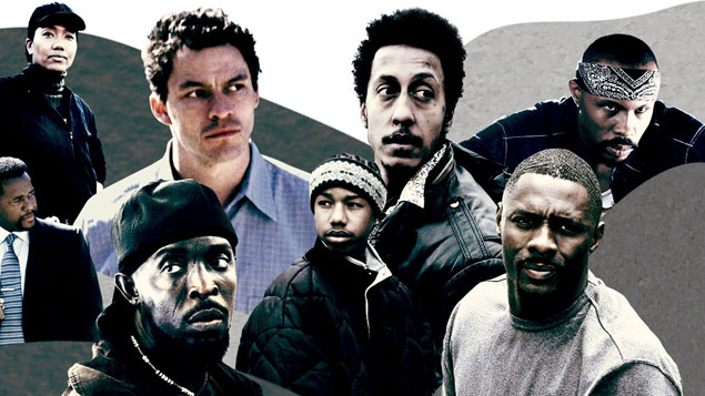 Top 50 TV Series The Wire