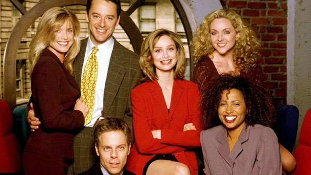 Top 50 TV Series Ally McBeal
