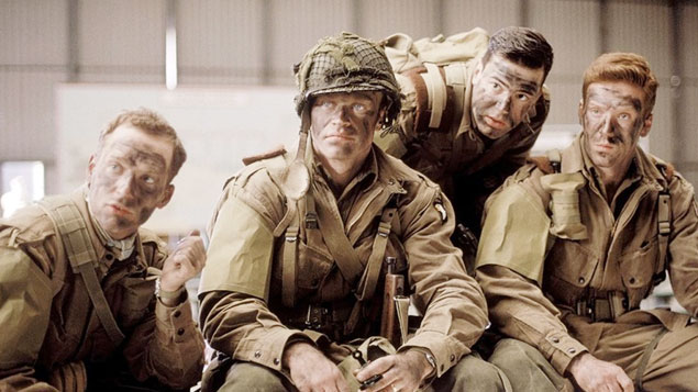 Top 50 TV Series Band of Brothers