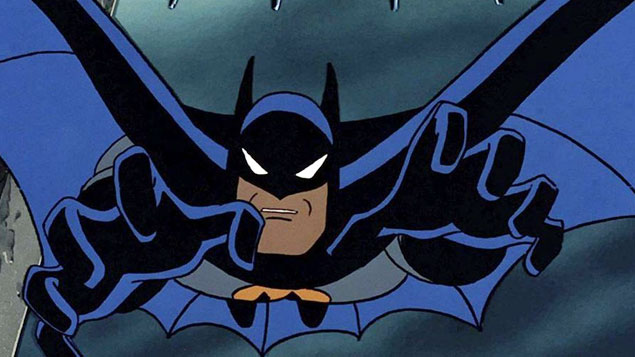 Top 50 TV Series Batman: The Animated Series