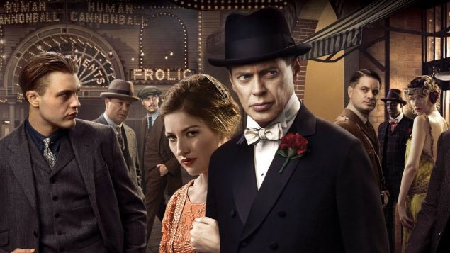 Top 50 TV Series Boardwalk Empire