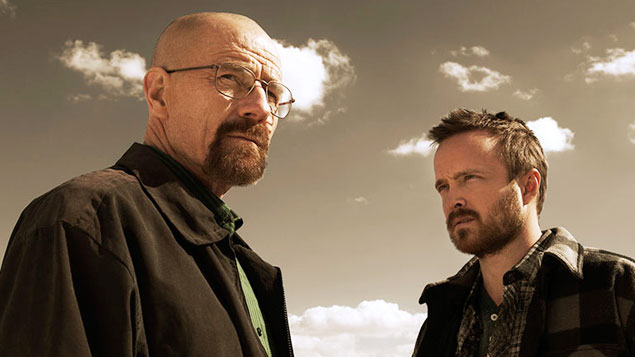 Top 50 TV Series Breaking Bad
