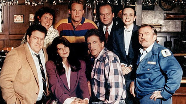 Top 50 TV Series Cheers