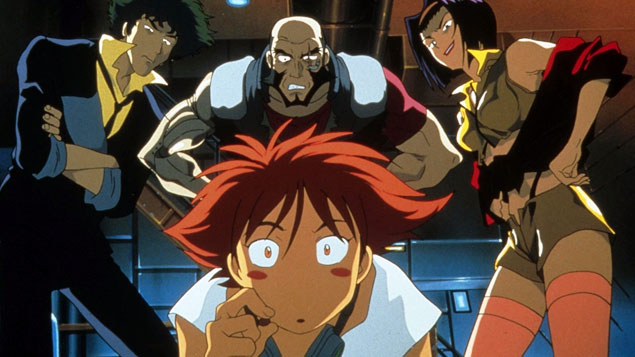 Top 50 TV Series Cowboy Bebop
