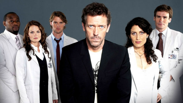 Top 50 TV Series House MD