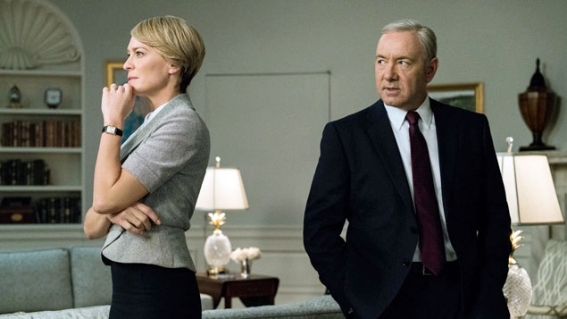 Top 50 TV Series House of Cards
