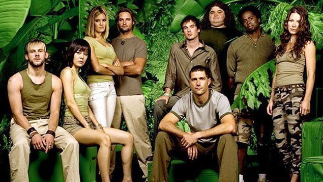 Top 50 TV Series Lost