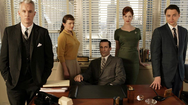 Top 50 TV Series Mad Men