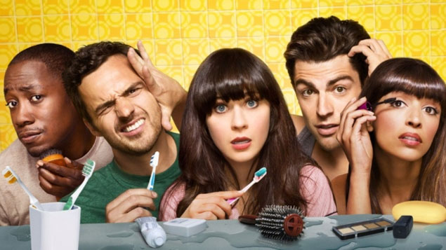Top 50 TV Series New Girl