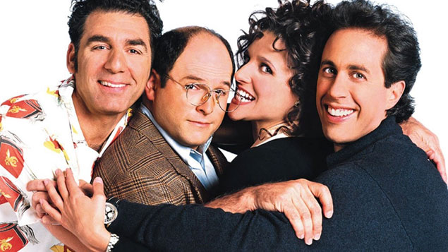 Top 50 TV Series Seinfeld