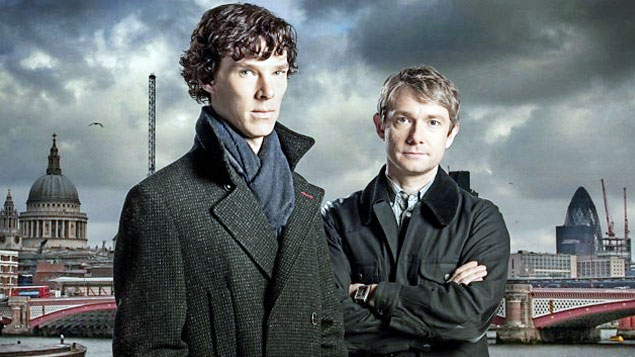 Top 50 TV Series Sherlock