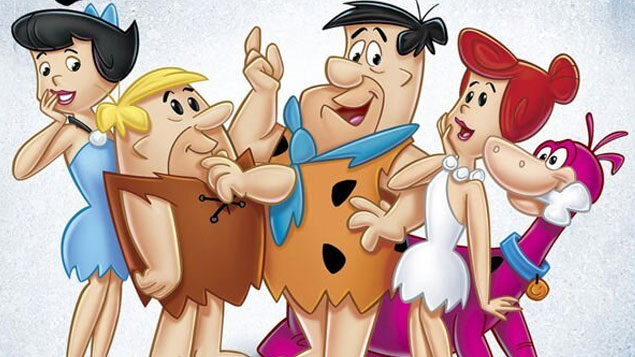 Top 50 TV Series The Flintstones