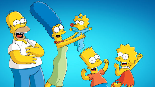 Top 50 TV Series The Simpson