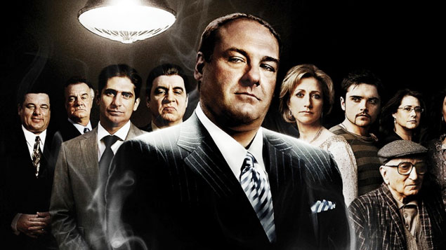 Top 50 TV Series The Sopranos