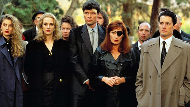 Top 50 TV Series Twin Peaks