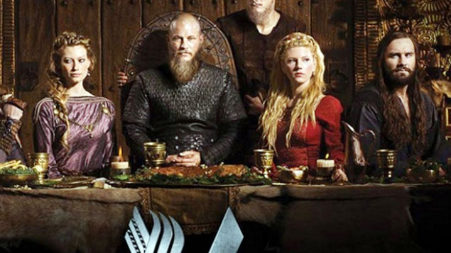 Top 50 TV Series Vikings