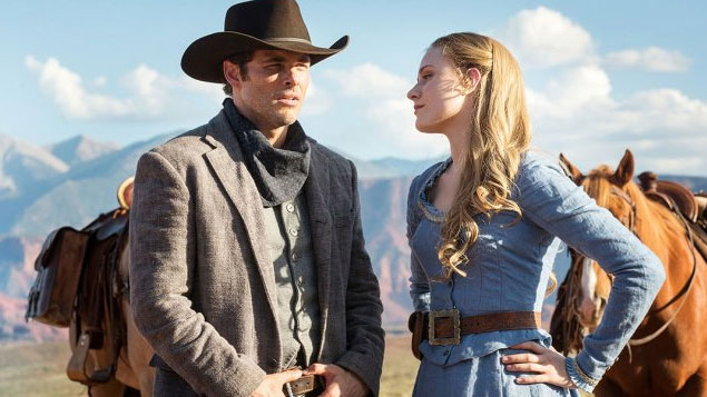 Top 50 TV Series Westworld