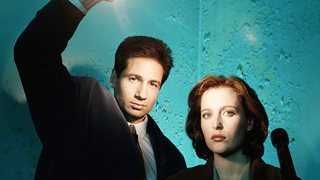 Top 50 TV Series X Files